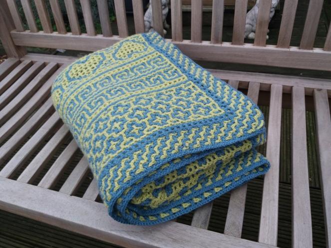 Interlocking Crochet Dubbel Filet Haken Atelier Rosan